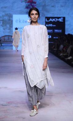 Eka by Rina Singh - Lakme Fashion Week - SR 17 - 20