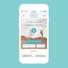 5 Top Tech Tools for Planning Your Wedding | Brit + Co