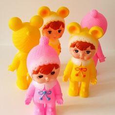 Tusindfryd Cph — Woodland Doll GUL, Lapin & Me