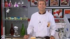 Luca Montersino - Peccati di Gola - Baba salati al pecorino con crema di broccoli e acciughe