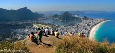 https://flic.kr/p/pptgq5   Rio de Janeiro   ♫  Have you been there?  What're you talkin' about, man? I'm talkin' about Rio, Rio, Rio, Rio  I've been to Rio de Janeiro I love the fun in the sun and the people In Rio de Janeiro, it's so exciting to see, No matter where you go  Any time, day or night, everything is so alive Music there is really hot You should see 'em do the Rio rock Nothing like it nowhere else It's a feeling that I've never felt Never stops, never ends It blows your mind…