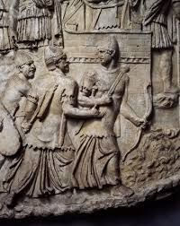 trajan's column archer - Google Search