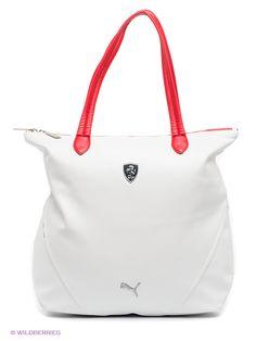 Сумка Ferrari LS Shopper Puma 1442473 в интернет-магазине Wildberries.ru 3367 руб.