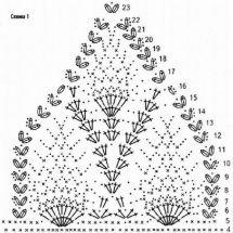 Crochet Bikini Patterns - Beautiful Crochet Patterns and Knitting Patterns Motif Bikini Crochet, Crochet Bra, Crochet Motifs, Crochet Shirt, Crochet Crop Top, Crochet Diagram, Crochet Clothes, Crochet Patterns, Crochet Stitches
