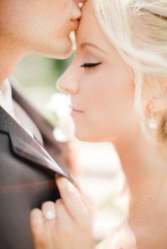 Karma Winery Wedding by Clane Gessel Photography   #weddings #photography #weddingphotos #kiss