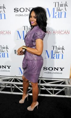 Regina Hall, she hilarious!