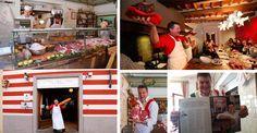 Ruta por carnicerías de lujo - butchery - butchers - carpiereis - carnicerías modernas - bouchery - macelleria - italia - toscana - best butcher