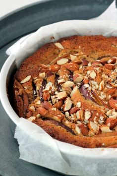 nectarine cake gluten free