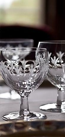 Crystal Glass | Cut Crystal | William Yeoward