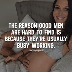 The reason good men are hard to find is because they're usually busy working. Like this? Let us know, follow and share it with your friends! ➡️ @npmusik for love quotes! #nowplayingmusik #quotes #quote #love #passion #art #feelings #relationship #relationshipgoals #couple #couples #couplegoals #lovequotes #lovequote