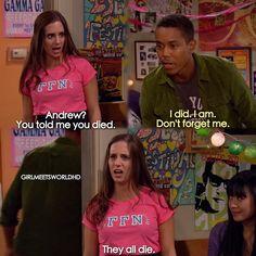 "#GirlMeetsWorld 2x06 ""Girl Meets the Tell-Tale-Tot"""