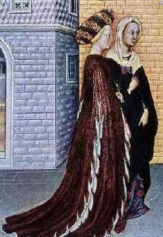 Italian garb for the SCA - basic advice over 3 centuries.
