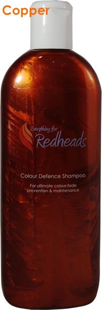 Colour Depositing Shampoo for Red Hair 200ml