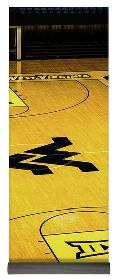 Cool Yoga Mats Featuring West Virginia University Mountaineers Logo College Basketball For Your Health Fitness