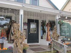 Vermont Quilt Shops