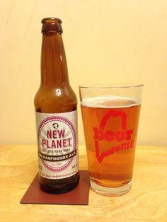 Coaster Critique: Gluten Free Beer Week - New Planet 3R Raspberry Ale