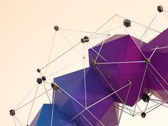 Abstract Desktop Wallpaper by Ollie Hooper
