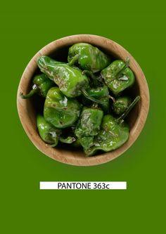 Typical-Spanish-Pantone-food-pimientos-verdes-gastromedia