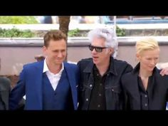 Only Lovers Left Alive Cannes Photocall 5/25/13