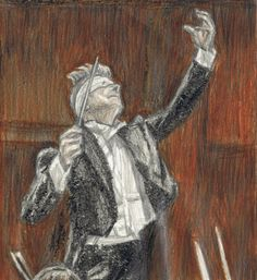 Blackstar Bowie as a Conductor