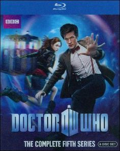 Doctor Who: The Complete Fifth Series [6 Discs/Blu-ray]