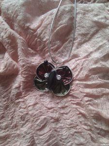 colgante mariposa mini