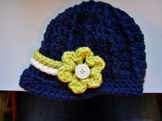 Seahawks Hat, Crochet Seahawks Beanie, Football Team Colors. $24.00, via Etsy.