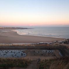 Long sands beach Tynemouth 7.15 am 4 th October 2014 www.tynemouthwebcam.com #sunrise