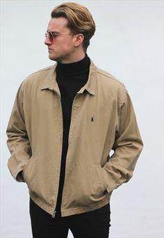 Ralph Lauren USA Stone Harrington Jacket