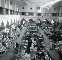 Markthalle Stuttgart 1933