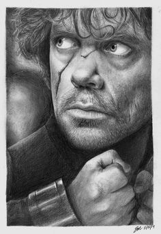 I drew this last year but hadn't got round to uploading it. But since Season 5 of Game of Thrones is currently airing I thought it would be a good time! A4, Derwent graphite pencils, 2014 Thanks fo...