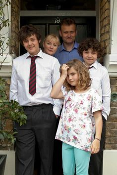 Outnumbered family