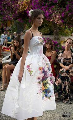 Dolce & Gabbana - закрытые показы Haute Couture