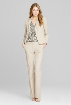 TONAL STRIPE SUIT