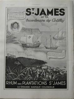 Rhum Des Plantations St James -