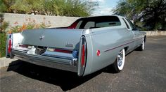 It may be called the Mirage, but the vehicle in the photos above is very real.  This El Camino-style Cadillac was created by California car conversion outfit Traditional Coach Works.  Based on the 1975-1976 Cadillac Coupe deVille, just 204 of the hybrids were built, featuring a 2-seat cabin and a bed large enough to fit an 8'x4' sheet of plywood – the yardstick, if you will, of a true pickup. This fully-restored '76 model has a 500 cubic-inch V8 and 3-speed transmission.