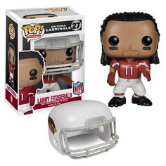 Arizona Cardinals Larry Fitzgerald Pop Vinyl Collectible Figure The ideal gift for an NFL fan or treat for yourself, this Arizona Cardinals Larry Fitzgerald Cruz Pop Vinyl Collectible Figure Cardinals Football, Nfl Arizona Cardinals, Nfl Football, Adidas Stan Smith Blanche, Az Cards, Basket Stan Smith, Air Max 2017, Larry Fitzgerald, Running Nike