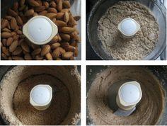 Making Raw Nut Butter  #TheHappyRawKitchen