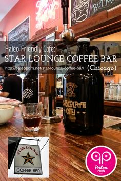 Star Lounge Coffee Bar - A Paleo Friendly Cafe in Chicago
