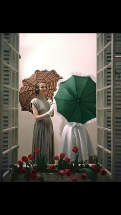 Élégance of Umbrella  1948