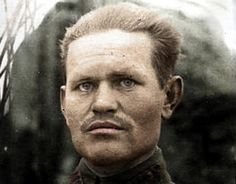 Faces Of War - Vassili Zaitsev - Famous Stalingrad sniper | Flickr - Photo Sharing!