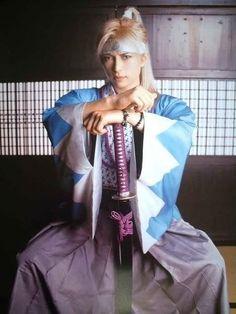 Gackt is pretty! Gackt, Hello Sweetie, Actor Model, A Good Man, Samurai, Joker, Japanese, Actors, Pretty