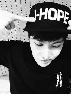 J-Hope. my Hope