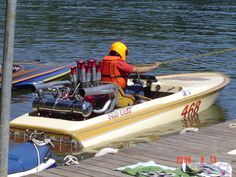 Image detail for -HOT BOAT - V DRIVE - RUNNER BOTTOM - T DECK in Powerboats & Motorboats ...
