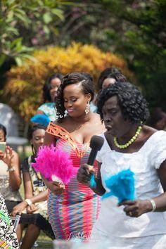 I Do Ghana   Bride: Dominica   Photos: Lightville Photography   Mua: Beauchiq by Jenn   Dress: Christie Brown   Event Styling: Mahogany Events by Debra Jane