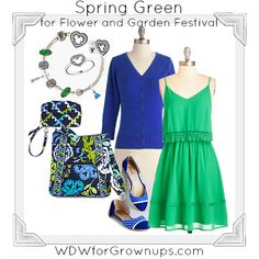 Spring Green For Flower and Garden Festival