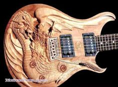 guitars crazy bodies | Crazy Guitars : Funny, Strange