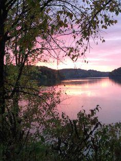 Dillon Dam Ohio
