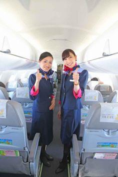 【日本】アイベックスエアラインズ客室乗務員/IBEX Airlines Cabin crew【Japan】 Airline Cabin Crew, Flight Attendant, Baby Strollers, Japan, Children, Collection, Baby Prams, Young Children, Boys