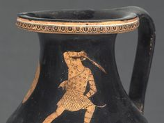 Did Amazons exist? Click on vase picture to read about the Amazons and their relationship with the Scythian.
